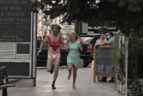 """""""Borat 2"""" makes an America slathered in misogyny and disinformation reckon with itself"""