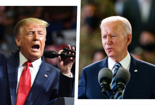 """World's confidence in US to """"do the right thing"""" rises from 17% under Trump to 75% under Biden"""