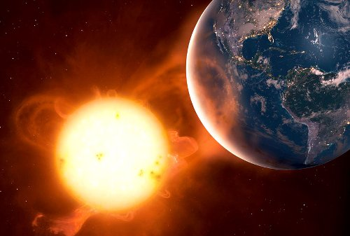 A study that links solar activity to earthquakes is sending shockwaves through the science world