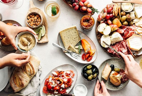 How to put together an A+ antipasto platter