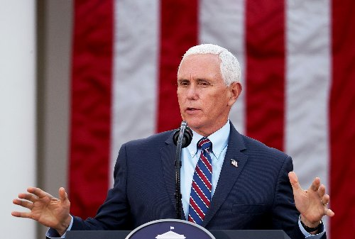 Mike Pence rallies Republicans to vote against COVID relief bill backed by a majority of Americans