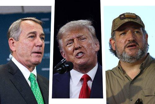 "John Boehner doesn't deserve a rehabilitation tour: Mayor of GOP's ""Crazytown"" sparked rise of Trump"