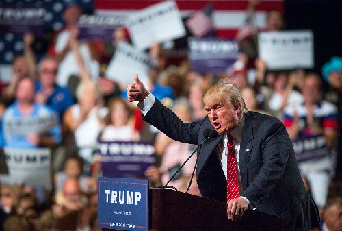 """Trump tests the limits of GOP loyalty with Arizona """"audit"""""""