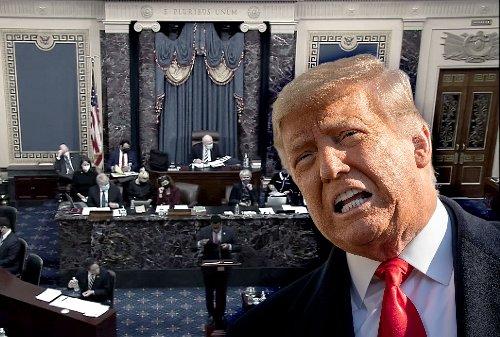 No vacancy: Republicans struggle to make space for Trump regrets