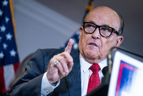 Giuliani allies ask Trump to help pay lawyer bills after he stiffed him on election legal fees