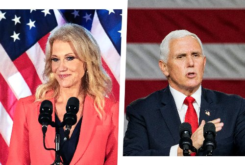 Mike Pence taps Kellyanne Conway for new political group
