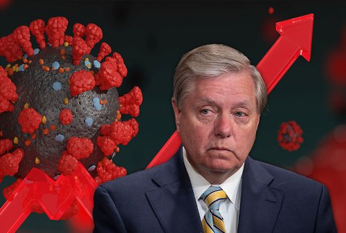 Exclusive: Jaime Harrison shames Lindsey Graham's response to coronavirus pandemic in new attack ad