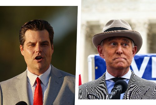 Even Roger Stone seems to back away from Rep. Matt Gaetz amid growing scandal