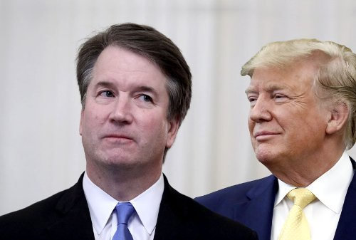 Kavanaugh parrots Trump mail-in ballot lies as Supreme Court bars extension of Wisconsin deadline