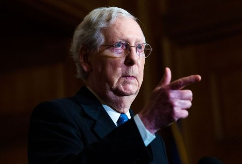 """""""So much for bipartisanship"""": McConnell ignites backlash after bragging about rigging Supreme Court"""