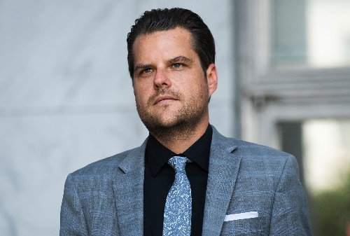 Matt Gaetz takes out political ad attacking CNN as he fights sexual misconduct allegations
