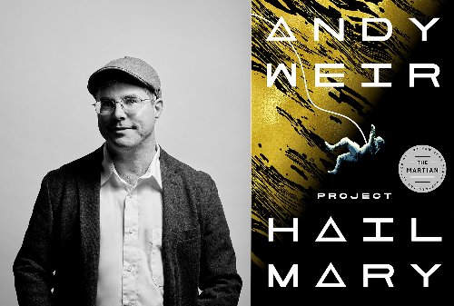 """I don't want to be L. Ron Hubbard"": Andy Weir on writing escapism & new book ""Project Hail Mary"""