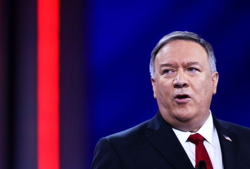 Stochastic terrorism: There is nothing funny about Mike Pompeo's violent PAC recruitment ads