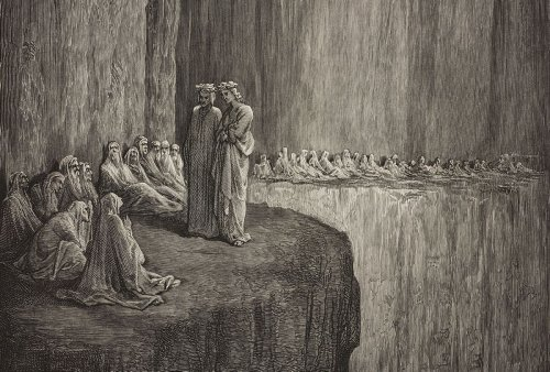 """The women who appear in Dante's """"Divine Comedy"""" are finally getting their due, 700 years later"""