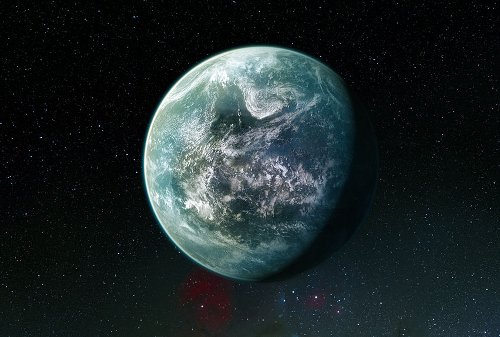 Astronomers discover a new Earth-like planet thanks to a gravitational miracle