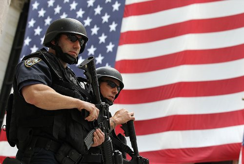 How the fossil fuel industry drives police brutality