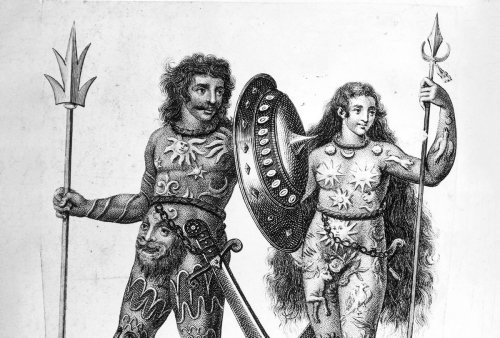 Tattoos have a long history going back to the ancient world — and also to colonialism
