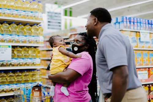A century after the Tulsa race massacre, a grocery store opens to serve the community