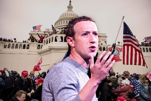 Parler backlash overshadows Facebook's major role in fueling Capitol riot, watchdog groups say