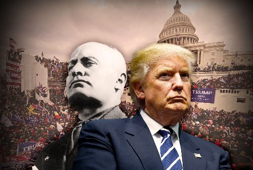 """Escaping the """"Mussolini moment"""": Trump's enablers and the banality of evil"""