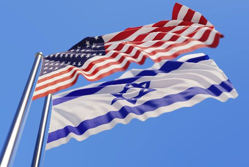 What ties the U.S. and Israel together? Our arrogant, doomed mythology of exceptionalism
