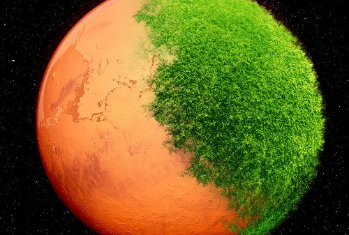 Why some scientists believe life may have started on Mars