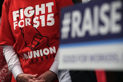 New year, higher minimum wages in 24 states and 50 municipalities thanks to Fight for $15