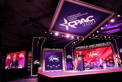 CPAC 2021: A school for indoctrinating and radicalizing right-wing extremists