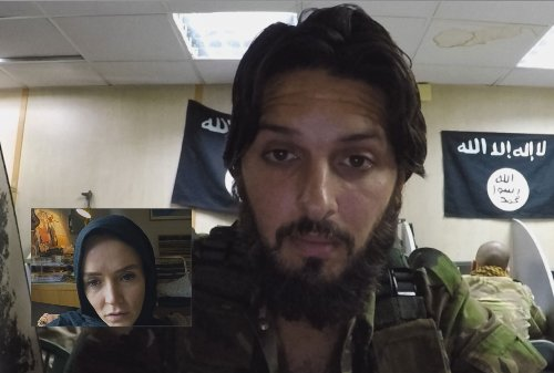 "In the tension-filled ""Profile,"" a journalist goes catfishing online to get recruited by ISIS"