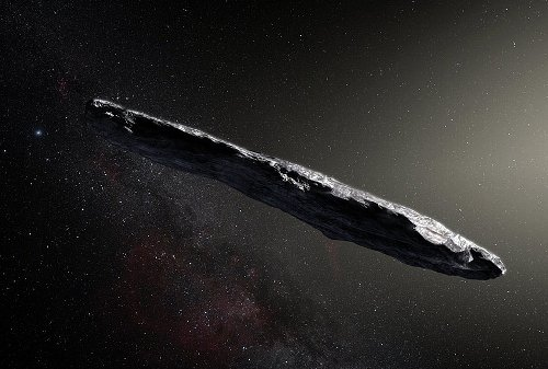 """No sign of alien life """"so far"""" on the mystery visitor from space, but we're still looking"""