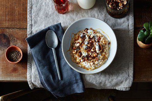 How to make oatmeal perfectly every time