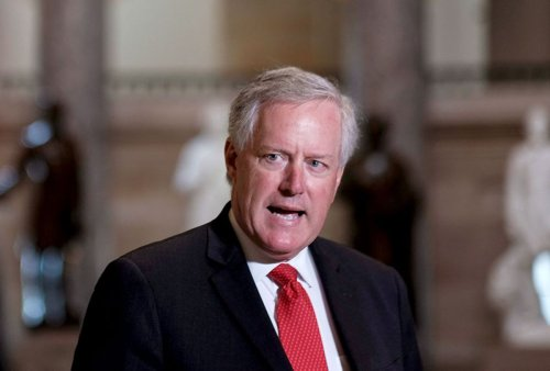 """Mark Meadows' strange threat: Trump meeting with """"cabinet,"""" ready to """"move forward in a real way"""""""