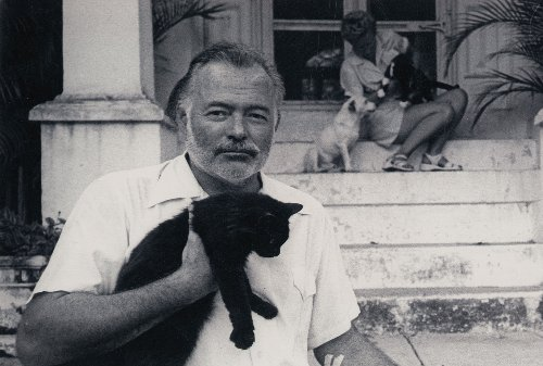 The androgyny of being Ernest: A gender-fluid reading of Hemingway that upends his macho image