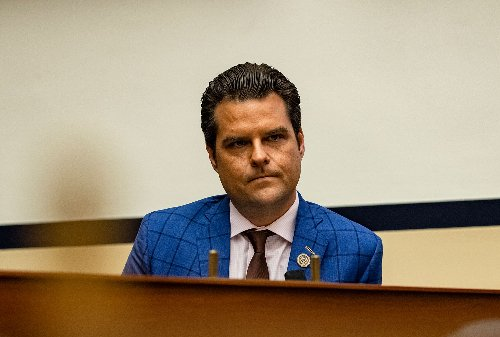Matt Gaetz gave escort 'no show' government job: report