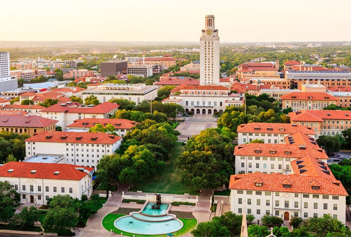 """University of Texas anticipates testing """"several hundred"""" symptomatic people every day"""