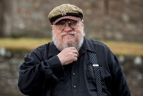 """""""Game of Thrones"""" creator George R.R. Martin opens up about his struggles"""
