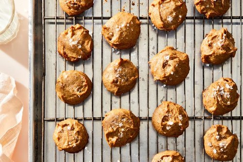 No-measure peanut butter cookies. But how?