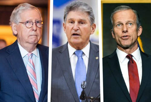 Joe Manchin gets hoodwinked — again: Why does he keep falling for the Republican con?