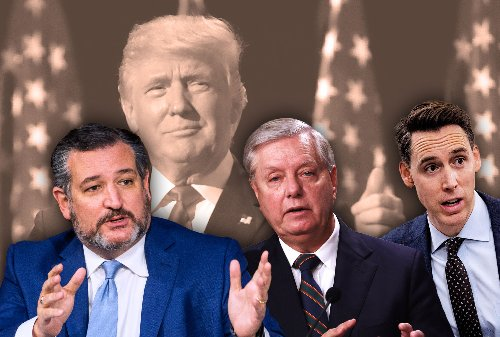 Republican Party is now a terrorist organization — and none of this is a surprise