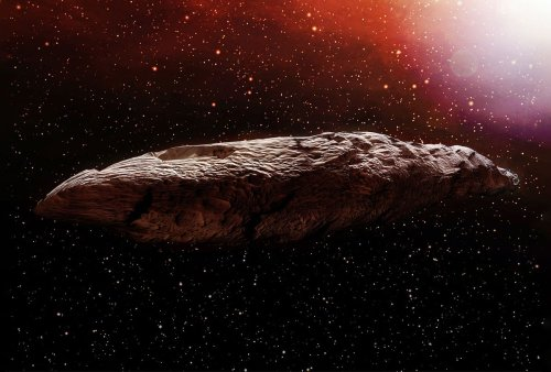 Snowball fight: Astronomers argue over whether 'Oumuamua was a spacecraft or a chunk of ice