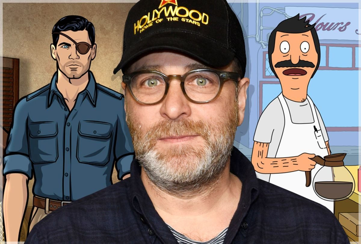 """""""Archer"""" and """"Bob's Burgers"""" star H. Jon Benjamin is more than just a pretty voice"""