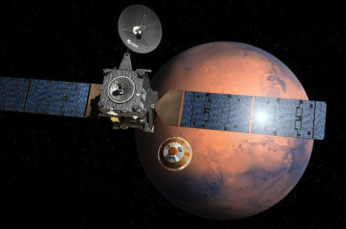 Life on Mars? The ExoMars is about to begin searching for the surest sign of life — the gas it leaves behind