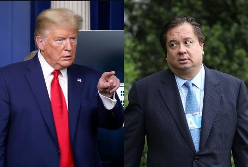 George Conway hands Biden's DOJ a roadmap to make sure Trump ends up in jail