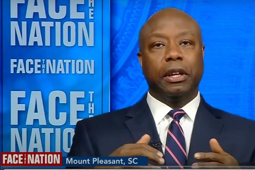 """Sen. Tim Scott: I've been stopped 18 times for """"driving while Black"""" — but see """"beauty"""" in cops"""