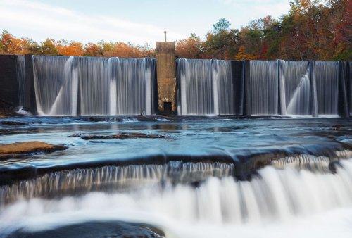 Below aging U.S. dams, a potential toxic calamity
