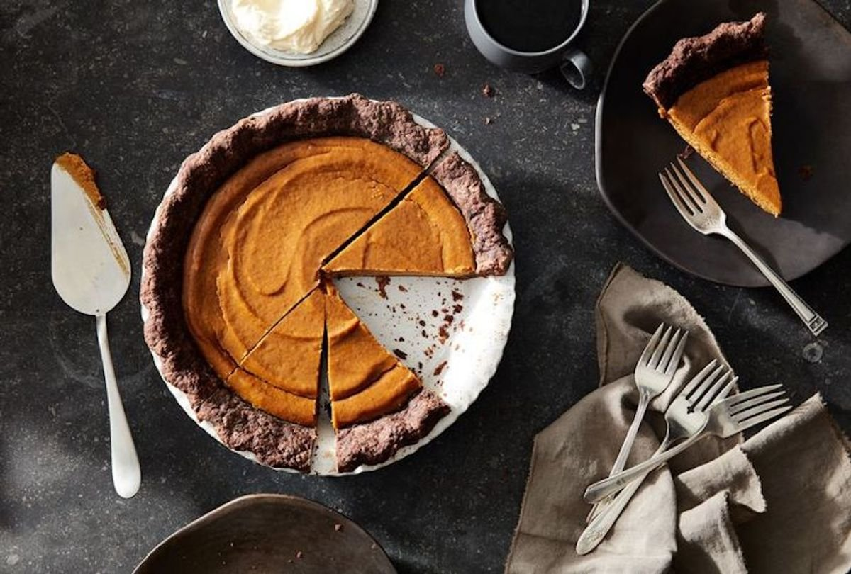 Pumpkin pie gets an upgrade from this one ingredient
