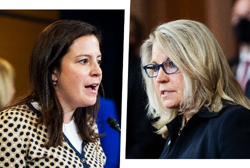 Republicans find the perfect woman to take down Liz Cheney