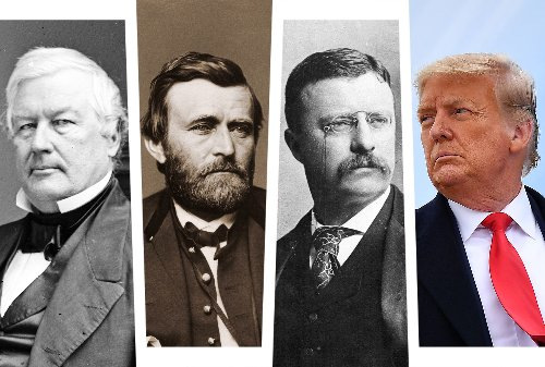 Trump wouldn't be the first ex-president to run again — but he might be the last