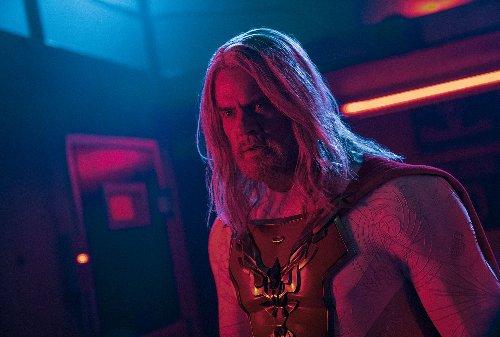 "Netflix's self-serious ""Jupiter's Legacy"" is the superhero TV version of a Designer Imposter stinker"