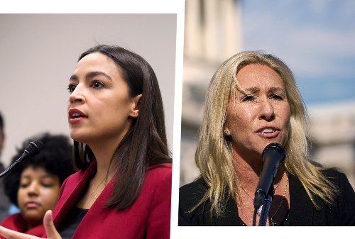 Pelosi calls for investigation into Marjorie Taylor Greene's history of harassment after AOC attack